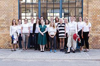 Das Team© HTW Berlin/Camilla Rackelmann